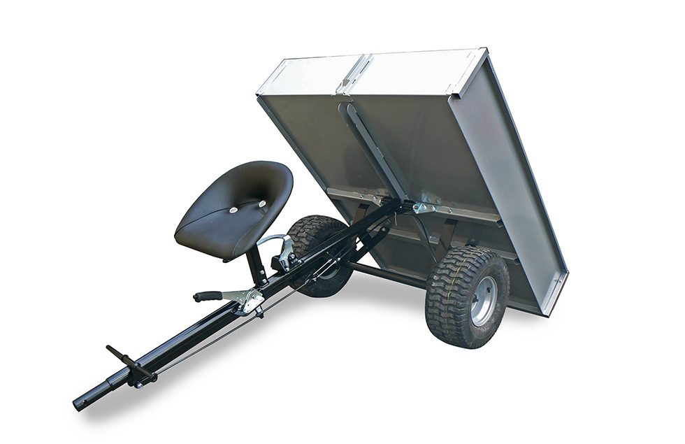 Tipping Towed Trailer