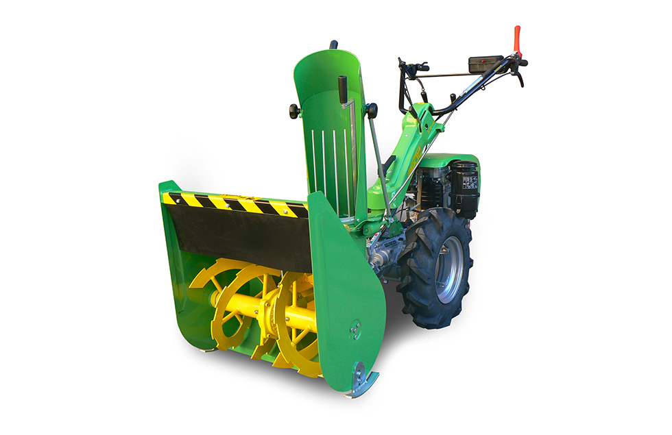 Double Stage Snow Thrower