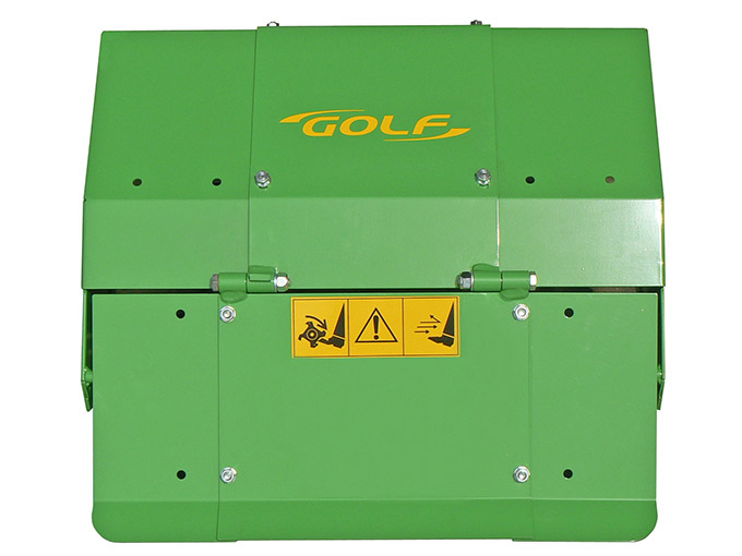 Walking Tractor Golf 2+2 Engine tiller