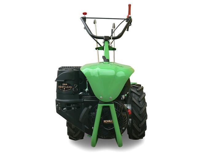 Walking Tractor Golf 2+2 motor kohler