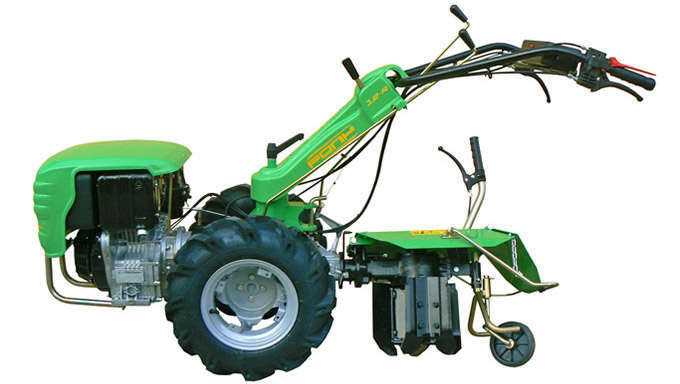 Vertical Axis Rotary Plough