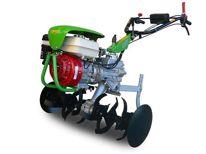 Motor Hoe Cu7 Gasoline Honda