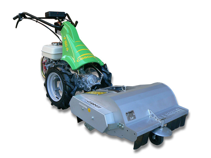 Lawn Mower P150-R Superior mulchers