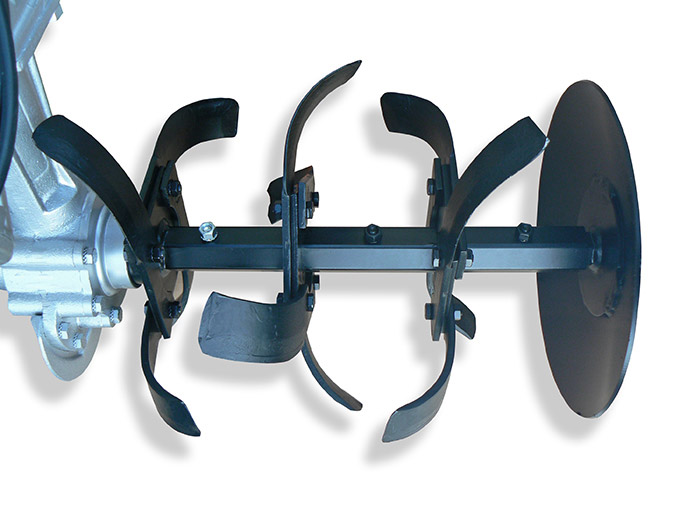 Motor Hoe CU7 Diesel cutter