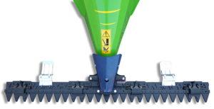 barra falciante professionale falciatrice p150-r | Casorzo Macchine Agricole