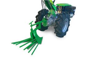 Fotografia aratro scavapatate Casorzo Macchine Agricole