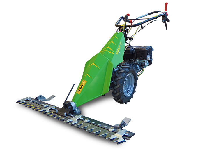 Motofalciatrice semi-professionale Casorzo Golf-F | Casorzo Macchine Agricole srl
