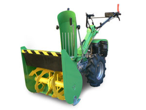 turbina neve a doppio stadio per motocoltivatore | Casorzo Macchine Agricole