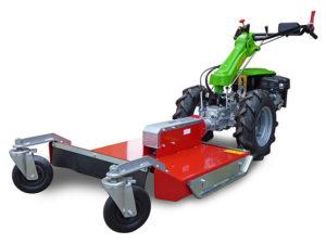 Motocoltivatore Casorzo pony 15-R con piatto tagliaerba | Casorzo Macchine Agricole S.r.l.