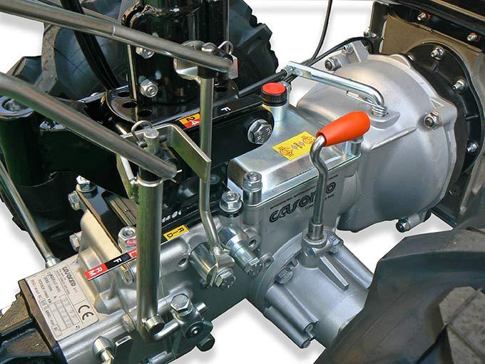 Motocoltivatore CM80-cambio_in_alluminio