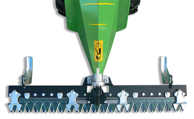 Motofalciatrice Golf-F barra_falciante_da_1metro
