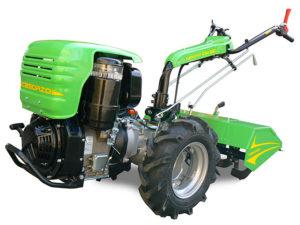 motocoltivatore diesel lombardini con fresa da 80 cm | Casorzo Macchine Agricole srl