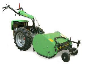 motocoltivatore diesel con trincia   Casorzo Macchine Agricole