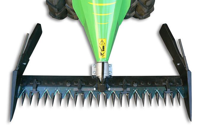 Motofalciatrice P150-R-barra-falciante-semifitta