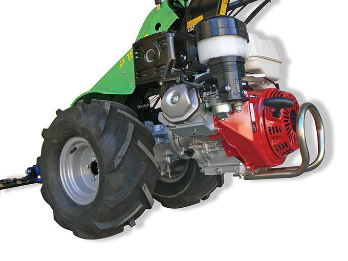 Motofalciatrice P150-R Superior-motore-honda-gx390-benzina