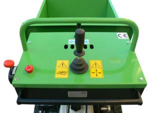 joystick motocarriola idrostatica | Casorzo Macchine Agricole