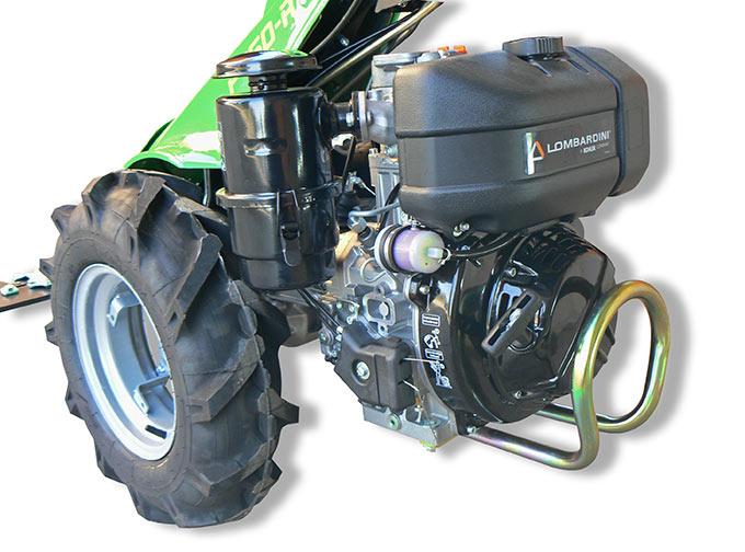 Motofalciatrice P150-R Superior-motore-lombardini-diesel-retro