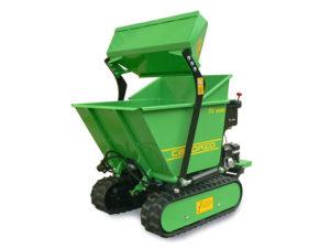 motocarriola dumper con pala autocaricante| Casorzo Macchine Agricole