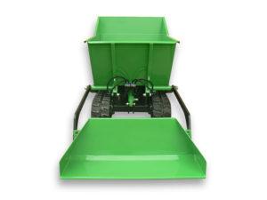 transporter con pala autocaricante| Casorzo Macchine Agricole