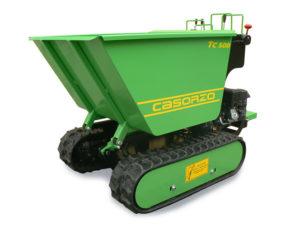 motocarriola idrostatica con ribaltamento idraulico e cassone dumper| Casorzo Macchine Agricole