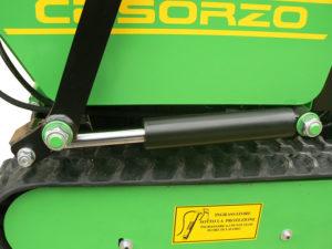 motocarriola idrostatica con ribaltamento idraulico| Casorzo Macchine Agricole