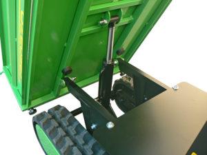 ribaltamento idraulico motocarriola   Casorzo Macchine Agricole