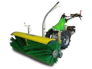 spazzolatrice per motocoltivatore a benzina o diesel | Casorzo Macchine Agricole srl
