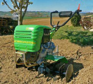 motozappa italiana diesel lombardini | Casorzo Macchine Agricole