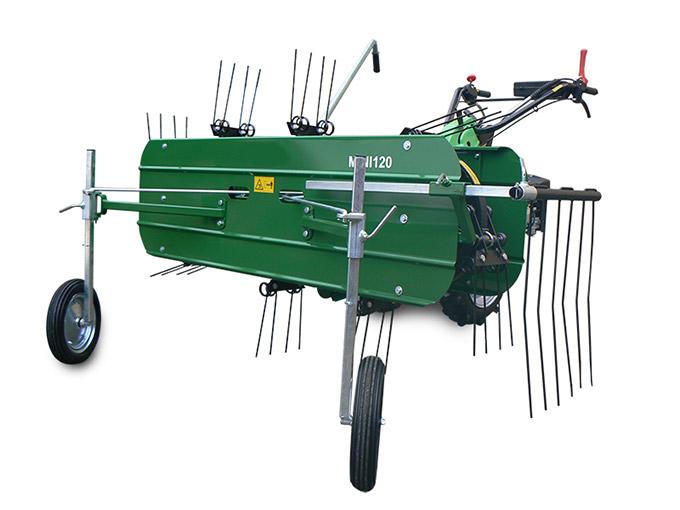 Motofalciatrice P150-R Superior-ranghinatore