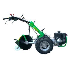 Aratro a dischi per motocoltivatore | Casorzo Macchine Agricole