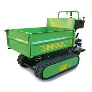 Motocarriola trasmissione idrostatica | Casorzo Macchine Agricole