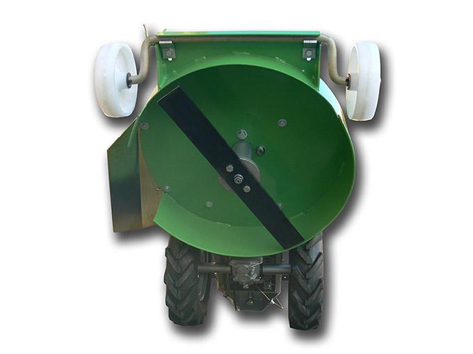Motofalciatrice FT 580-lama-rotante
